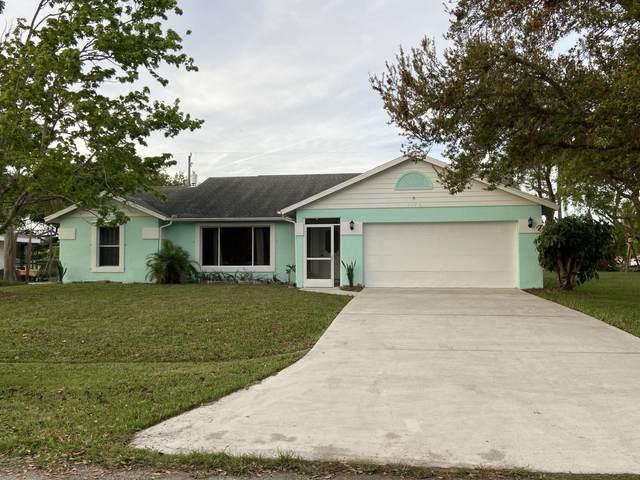 1173 SE Stewart Road, Port Saint Lucie, FL 34952 (MLS #RX-10697686) :: Castelli Real Estate Services