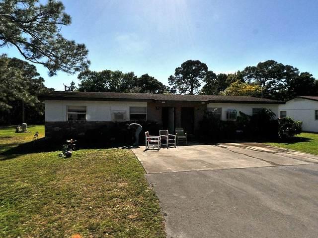 3951 I Avenue, Fort Pierce, FL 34950 (MLS #RX-10697687) :: Dalton Wade Real Estate Group