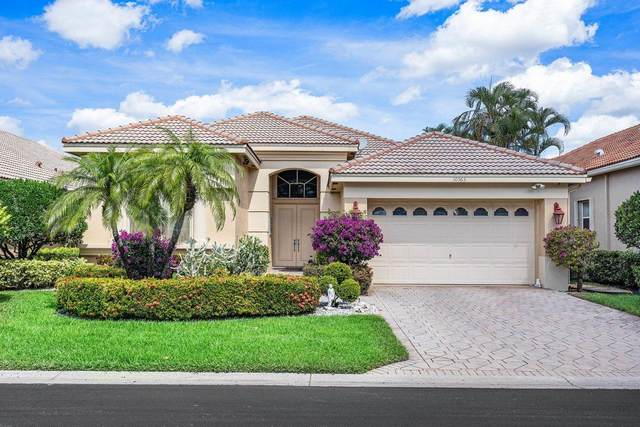10565 Laurel Estates Lane, Wellington, FL 33449 (#RX-10697707) :: Treasure Property Group