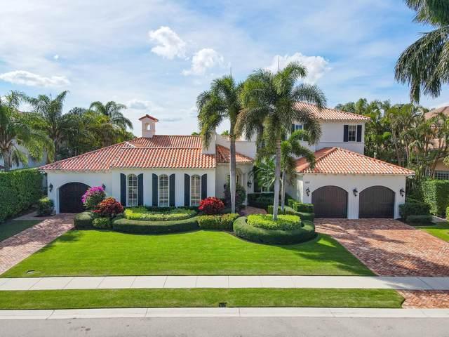 652 Hermitage Circle, Palm Beach Gardens, FL 33410 (MLS #RX-10697719) :: Dalton Wade Real Estate Group
