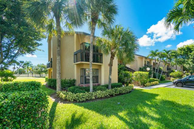 5021 Oak Hill Lane #121, Delray Beach, FL 33484 (#RX-10697729) :: The Reynolds Team/ONE Sotheby's International Realty