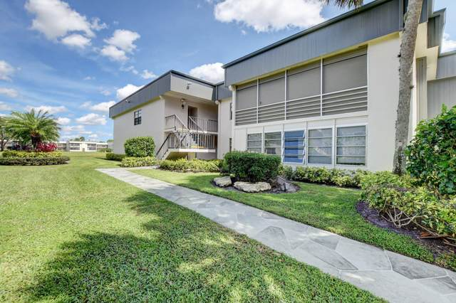 77 Piedmont B, Delray Beach, FL 33484 (#RX-10697730) :: The Reynolds Team/ONE Sotheby's International Realty