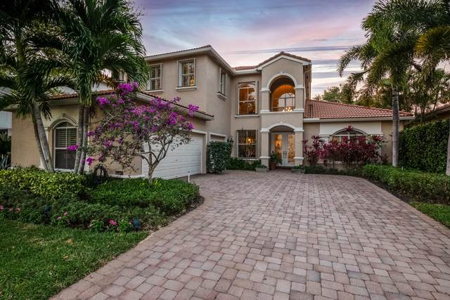 201 Sedona Way, Palm Beach Gardens, FL 33418 (#RX-10697732) :: The Reynolds Team/ONE Sotheby's International Realty