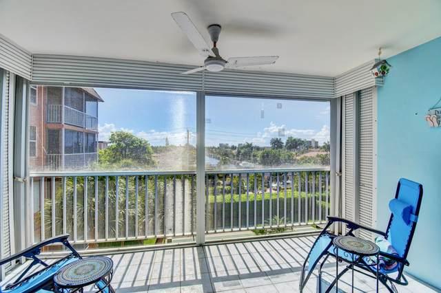 2809 Florida Boulevard #408, Delray Beach, FL 33483 (#RX-10697733) :: The Reynolds Team/ONE Sotheby's International Realty