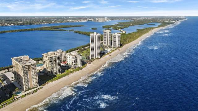 5440 N Ocean Drive #407, Singer Island, FL 33404 (#RX-10697735) :: The Reynolds Team/ONE Sotheby's International Realty