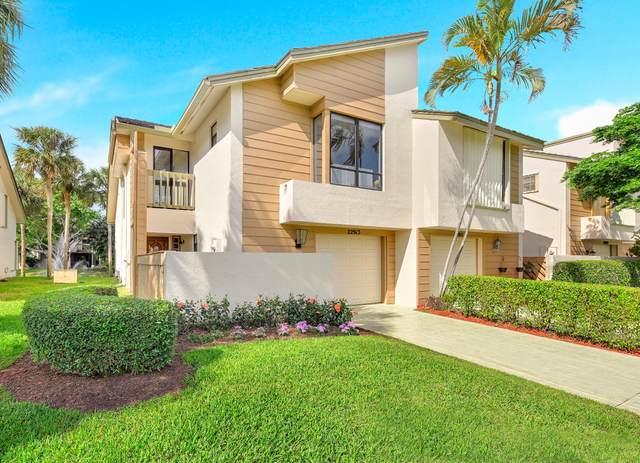 22913 Ironwedge Drive, Boca Raton, FL 33433 (MLS #RX-10697744) :: Dalton Wade Real Estate Group