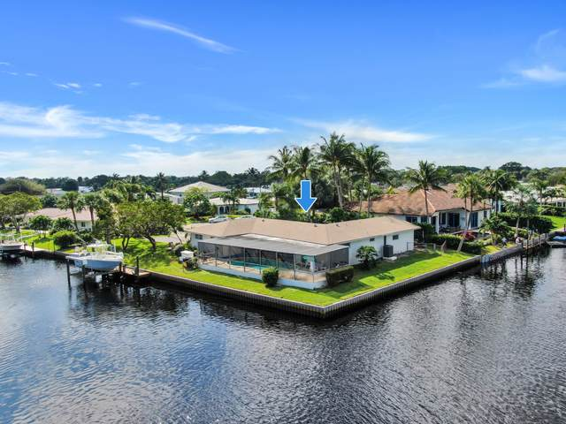 27 Leeward Circle, Tequesta, FL 33469 (MLS #RX-10697749) :: Dalton Wade Real Estate Group