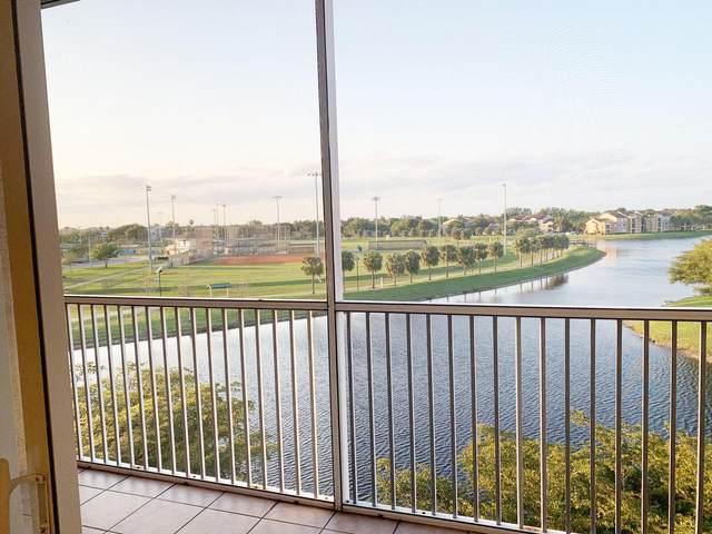 7725 Yardley Drive #410, Tamarac, FL 33321 (#RX-10697755) :: Baron Real Estate