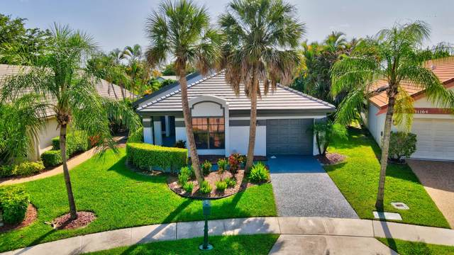 11158 Highland Circle, Boca Raton, FL 33428 (MLS #RX-10697762) :: The Jack Coden Group