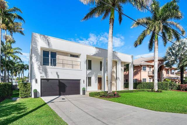 855 Coventry Street, Boca Raton, FL 33487 (MLS #RX-10697807) :: Berkshire Hathaway HomeServices EWM Realty