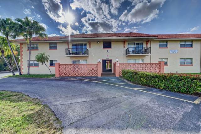 11606 NW 29th Street 8A, Coral Springs, FL 33065 (MLS #RX-10697846) :: Castelli Real Estate Services