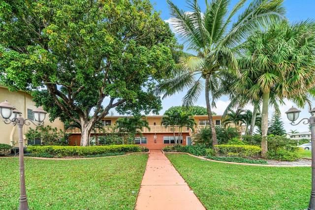 210 Salisbury I, West Palm Beach, FL 33417 (MLS #RX-10697857) :: Dalton Wade Real Estate Group