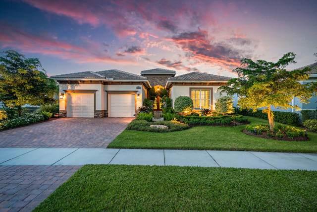 20085 SW Matera Way, Port Saint Lucie, FL 34986 (#RX-10697882) :: Michael Kaufman Real Estate