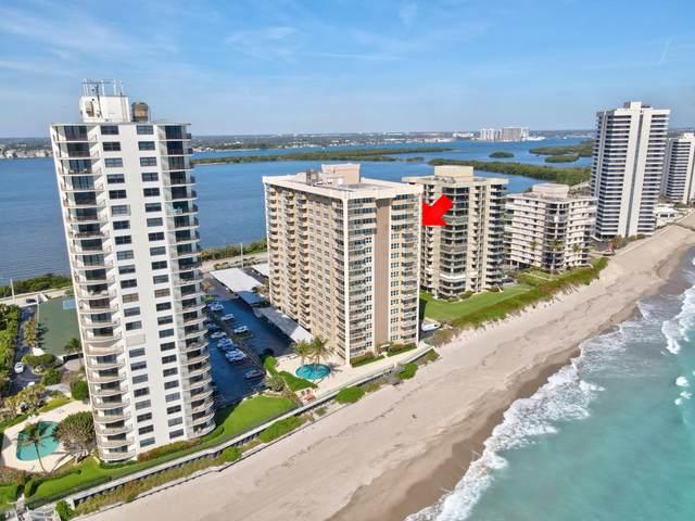 5440 N Ocean Drive #1506, Singer Island, FL 33404 (#RX-10697935) :: Ryan Jennings Group