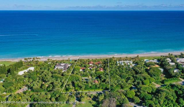 265 S Beach Road, Hobe Sound, FL 33455 (#RX-10697943) :: Heather Towe | Keller Williams Jupiter