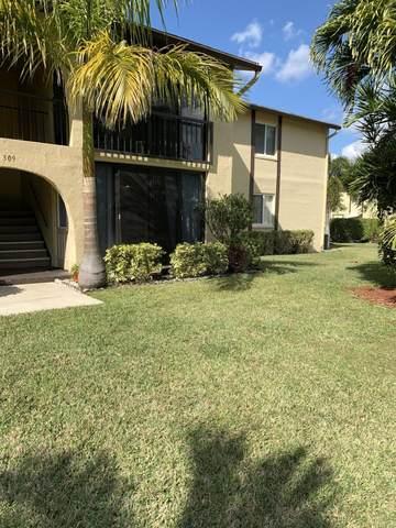 309 Pine Ridge Circle B-2, Greenacres, FL 33463 (#RX-10698009) :: Baron Real Estate