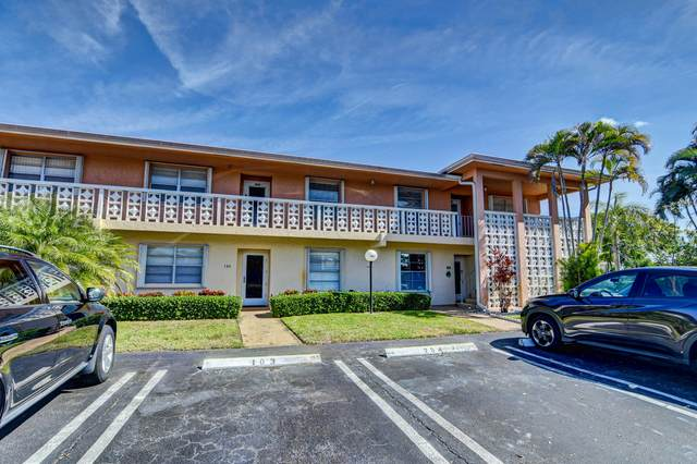 1621 NW 20th Avenue #203, Delray Beach, FL 33445 (#RX-10698044) :: The Rizzuto Woodman Team