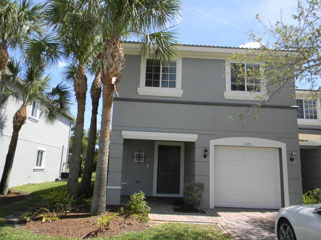 2370 SW Marshfield Court, Port Saint Lucie, FL 34953 (MLS #RX-10698046) :: Dalton Wade Real Estate Group