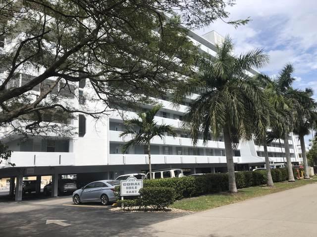 3703 NE 166th Street #407, North Miami Beach, FL 33160 (#RX-10698064) :: Michael Kaufman Real Estate