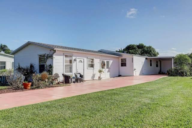 3339 Ironwood Avenue, Port Saint Lucie, FL 34952 (#RX-10698139) :: Posh Properties