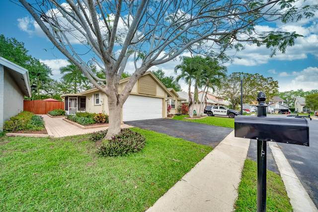 12125 NW 33rd Street, Sunrise, FL 33323 (#RX-10698162) :: DO Homes Group