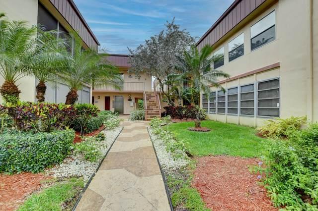 113 Capri C, Delray Beach, FL 33484 (#RX-10698186) :: Signature International Real Estate