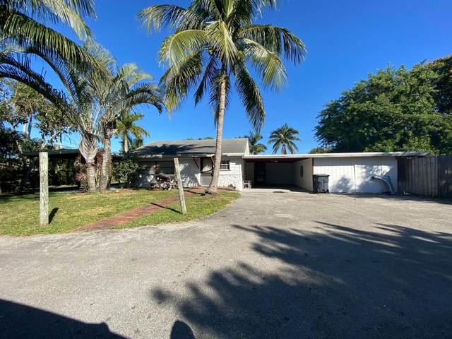 4232 Kirk Road, Lake Worth, FL 33461 (MLS #RX-10698360) :: Berkshire Hathaway HomeServices EWM Realty