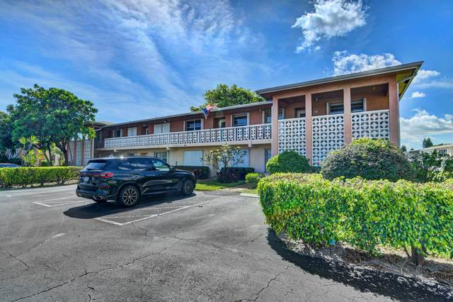 1660 NW 18th Avenue #204, Delray Beach, FL 33445 (#RX-10698368) :: The Rizzuto Woodman Team