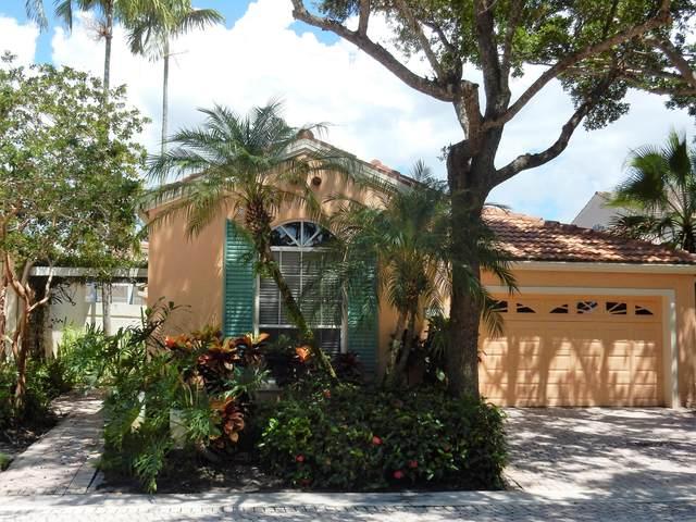 13 Via Del Corso, Palm Beach Gardens, FL 33418 (MLS #RX-10698459) :: The Jack Coden Group