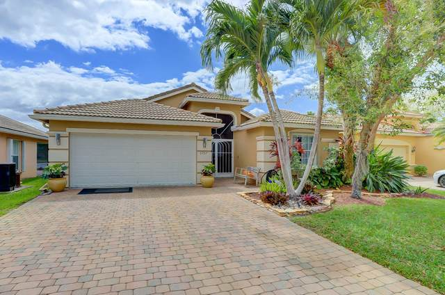 6257 Via Primo Street, Lake Worth, FL 33467 (MLS #RX-10698538) :: The Paiz Group
