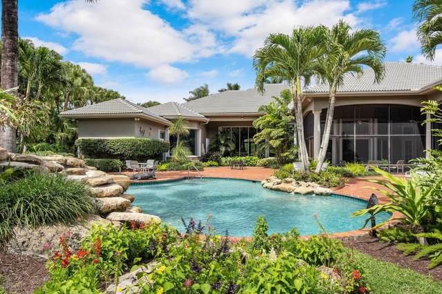 37 Saint Thomas Drive, Palm Beach Gardens, FL 33418 (#RX-10698813) :: The Rizzuto Woodman Team