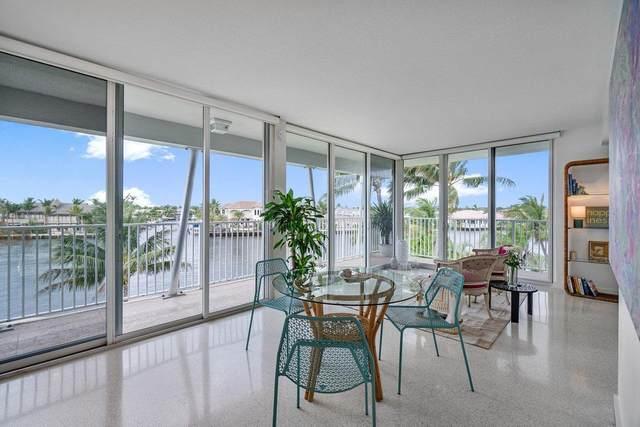 1221 Hillsboro Mile 40-C, Hillsboro Beach, FL 33062 (MLS #RX-10698833) :: Castelli Real Estate Services