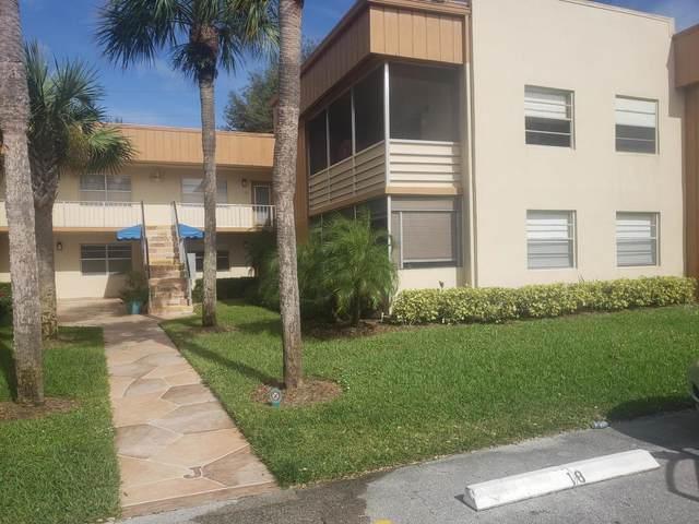 443 Normandy J Lane #443, Delray Beach, FL 33484 (#RX-10698871) :: The Rizzuto Woodman Team
