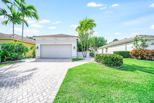 6551 Southport Drive, Boynton Beach, FL 33472 (MLS #RX-10698937) :: The Jack Coden Group