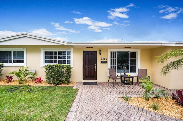 9840 SW 85th Terrace, Miami, FL 33173 (MLS #RX-10698949) :: The Jack Coden Group