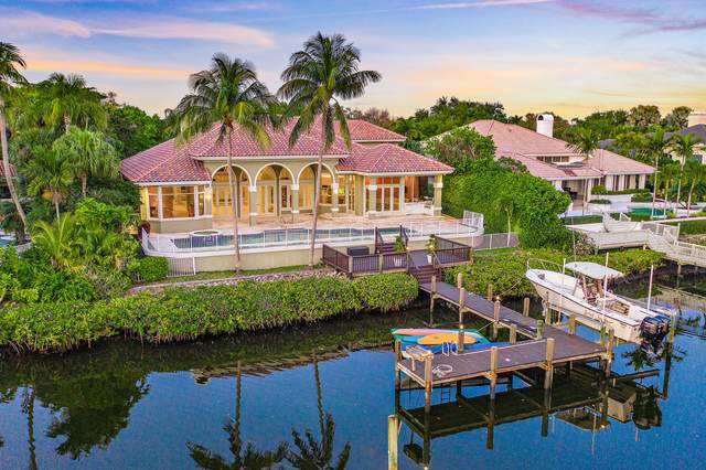 349 Eagle Drive, Jupiter, FL 33477 (MLS #RX-10698952) :: The Paiz Group