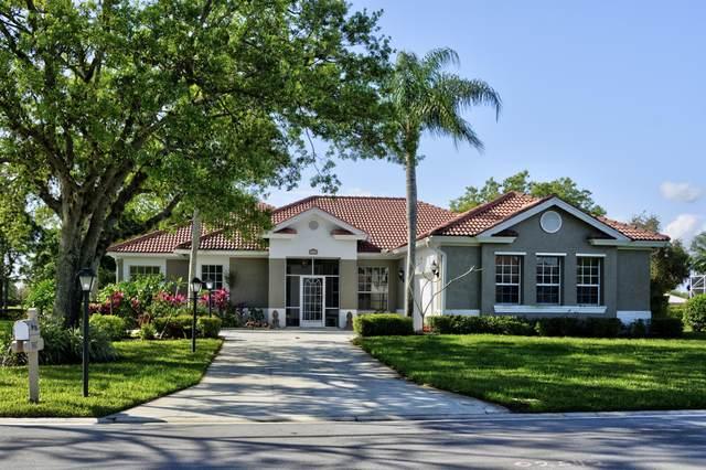 9407 Pinebark Court, Fort Pierce, FL 34951 (#RX-10698964) :: Baron Real Estate