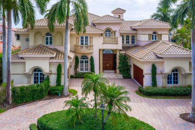 4900 Sanctuary Lane, Boca Raton, FL 33431 (#RX-10698976) :: Michael Kaufman Real Estate