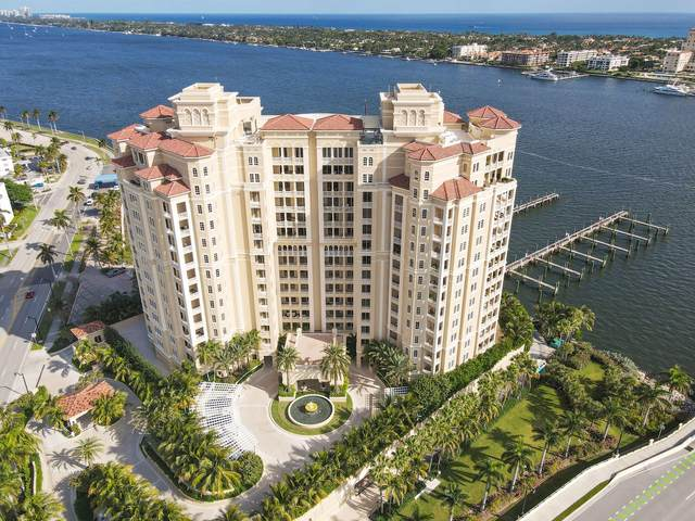 622 N Flagler Drive #502, West Palm Beach, FL 33401 (MLS #RX-10698978) :: Castelli Real Estate Services