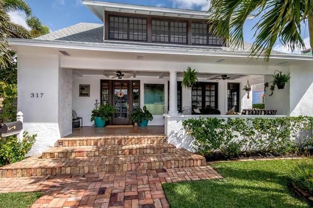 317 Vallette Way, West Palm Beach, FL 33401 (#RX-10699144) :: Posh Properties