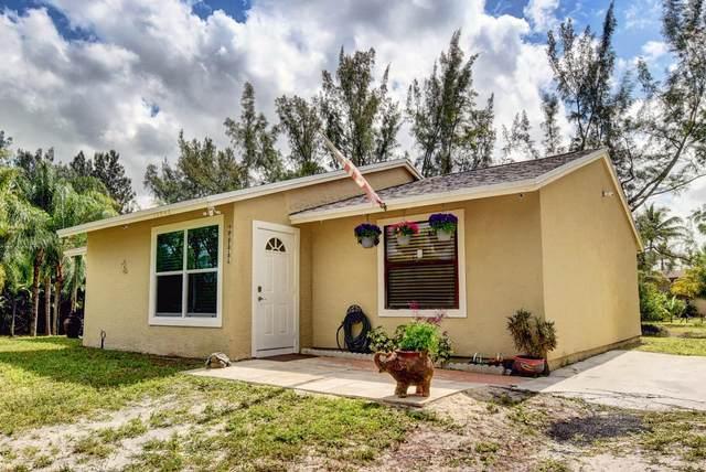 13048 N 57th Place, The Acreage, FL 33470 (MLS #RX-10699160) :: Berkshire Hathaway HomeServices EWM Realty