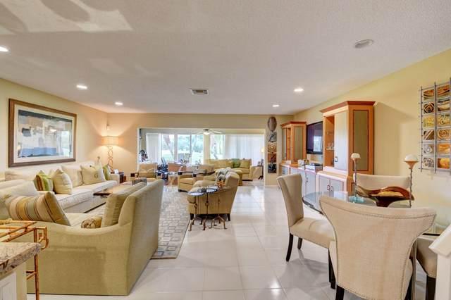 29 Westgate Lane C, Boynton Beach, FL 33436 (#RX-10699254) :: Ryan Jennings Group