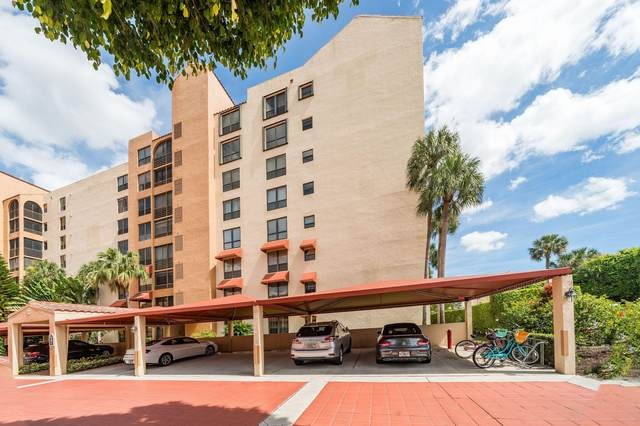 7201 Promenade Drive #601, Boca Raton, FL 33433 (#RX-10699259) :: Michael Kaufman Real Estate