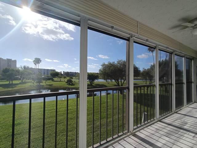 7006 Huntington Lane #204, Delray Beach, FL 33446 (#RX-10699322) :: Baron Real Estate