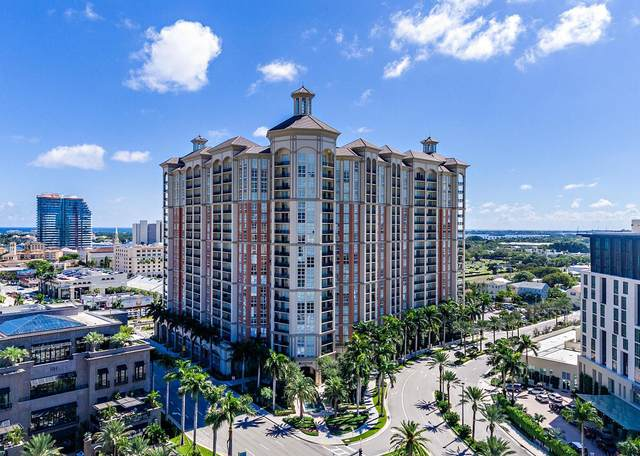 550 Okeechobee Boulevard Mph-21, West Palm Beach, FL 33401 (#RX-10699326) :: Baron Real Estate