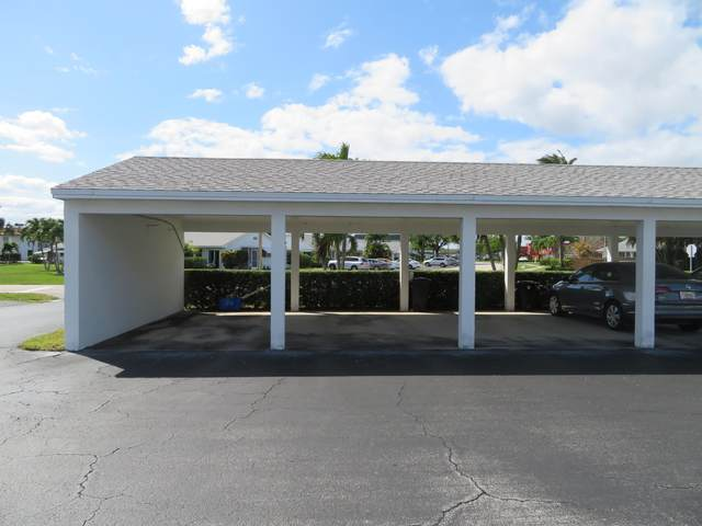 10084 Meridian Way N #4, Palm Beach Gardens, FL 33410 (#RX-10699358) :: Michael Kaufman Real Estate