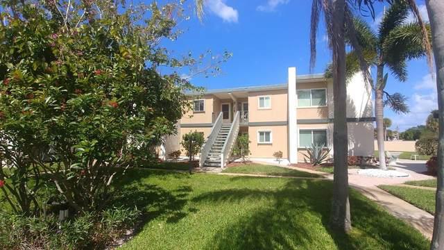 1561 NE 12th Terrace #9, Jensen Beach, FL 34957 (#RX-10699379) :: Baron Real Estate