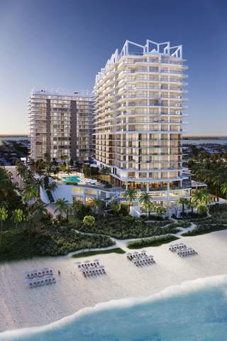 3100 N Ocean Dr P-1806, Singer Island, FL 33404 (#RX-10699449) :: Signature International Real Estate
