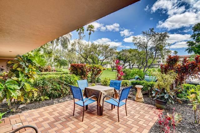 14375 Strathmore Lane #106, Delray Beach, FL 33446 (#RX-10699570) :: Baron Real Estate