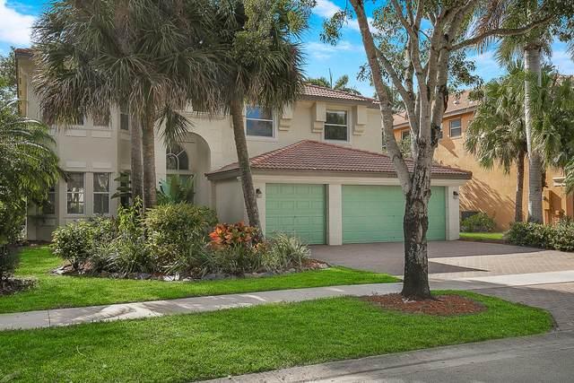2677 Danforth Terrace, Wellington, FL 33414 (#RX-10699639) :: Michael Kaufman Real Estate